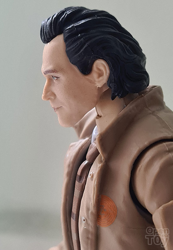 Hasbro Marvel Legends TVA Loki
