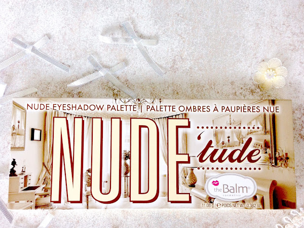 The Balm's Nude Tude Palette