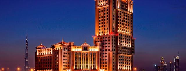 فنادق دبي booking