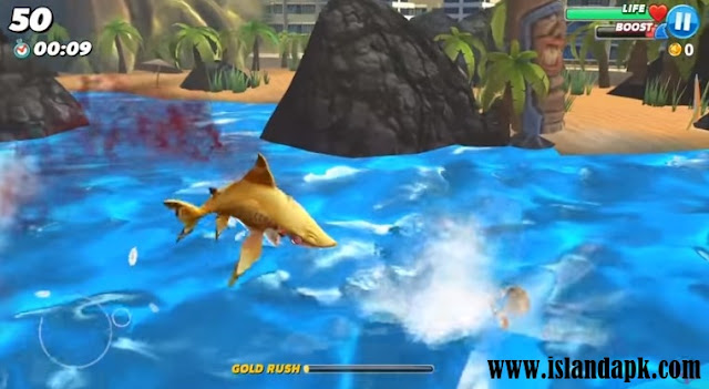 Download Hungry Shark World Mod Apk v2.1.0 Offline Android