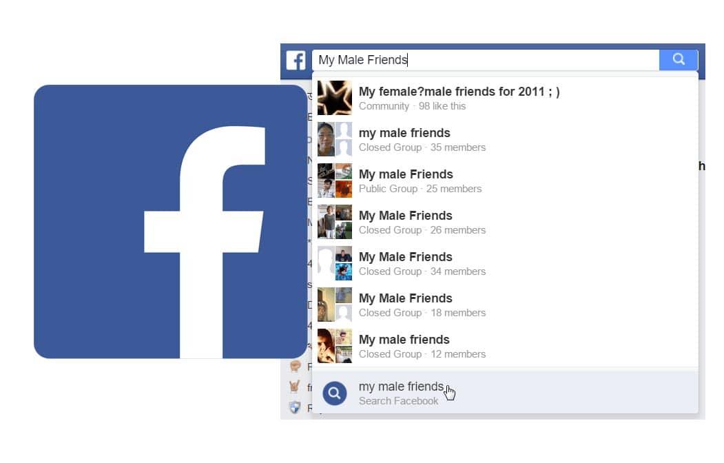 كيفية البحث عن أصدقاء في الفيس بوك