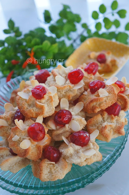 Amigthalota-Almond Biscuits