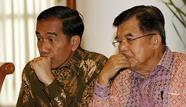 Golkar Setuju JK Cawapres Jokowi di Pilpres 2019, Capreskan Panglima TNI?