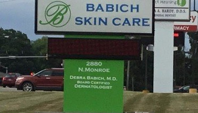 babich skin care hours