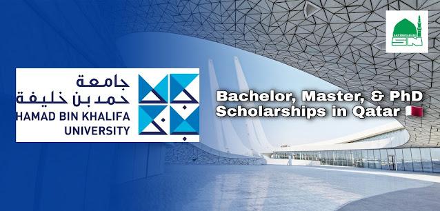 Beasiswa S1, S2, & S3 di Universitas Hamad Bin Khalifa, Qatar