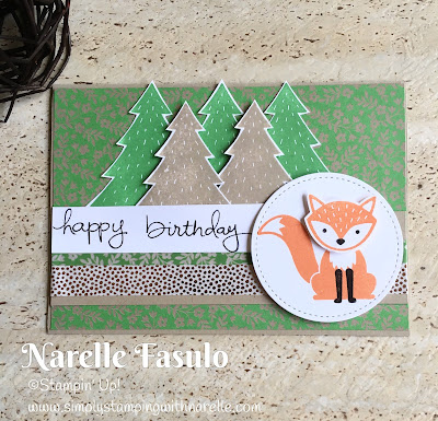 Foxy Friends - Simply Stamping with Narelle - available here - http://www3.stampinup.com/ECWeb/ProductDetails.aspx?productID=142326&dbwsdemoid=4008228