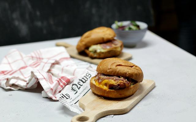 Edmond burger bordeaux Deliveroo agathe diary
