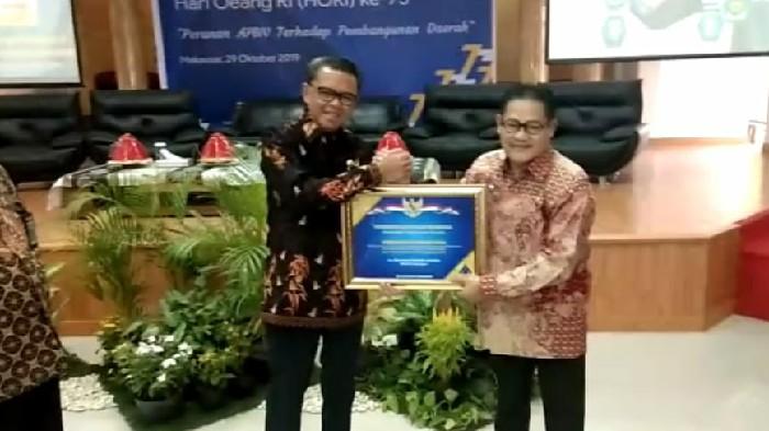 Raih WTP, Kabupaten Sinjai Diganjar Penghargaan Menteri Keuangan RI