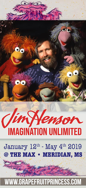 Jim Henson Exhibition Imagination Unlimited