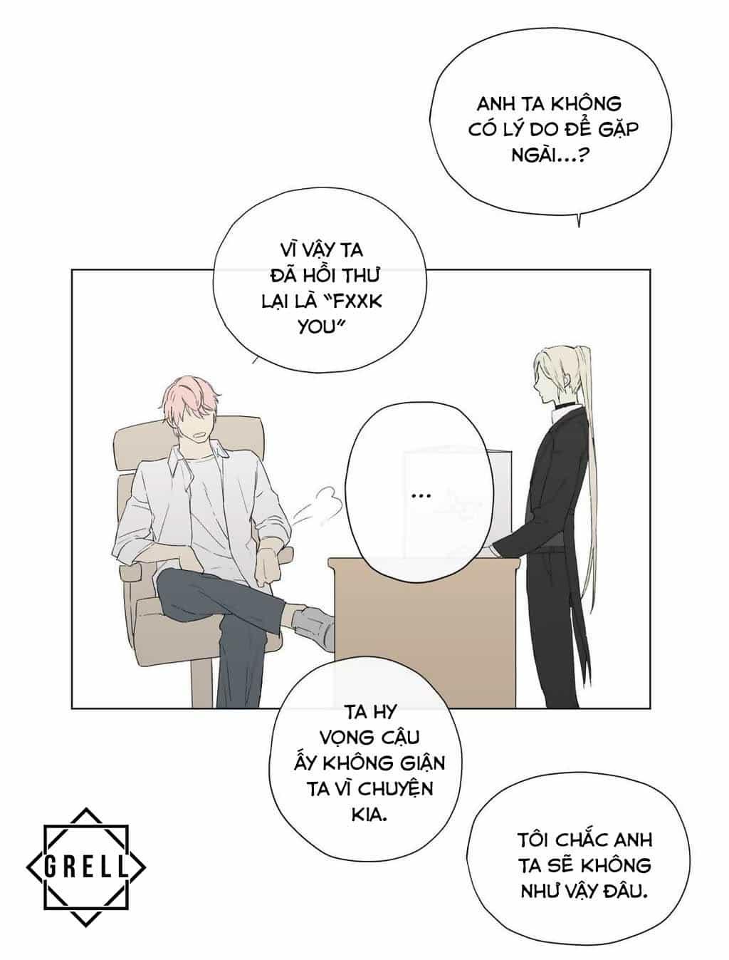 Trang 36 - Người hầu hoàng gia - Royal Servant - Chương 009 () - Truyện tranh Gay - Server HostedOnGoogleServerStaging