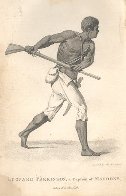 Jamaican Maroon, Leonard Parkinson