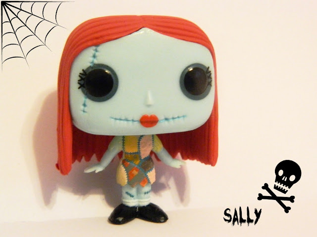 Sally Pop Figure