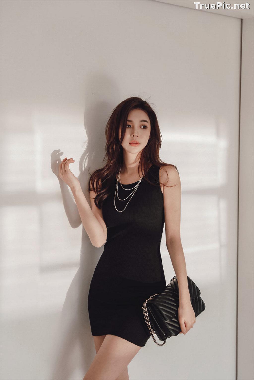 Image Korean Beautiful Model – Park Da Hyun – Fashion Photography #2 - TruePic.net - Picture-3