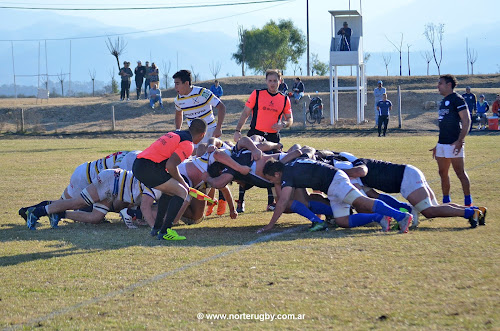 Curso de aspirantes a referee de la Unión de rugby de Tucumán
