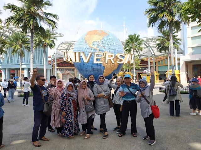 Paket Wisata Batam Singapore 3D2N
