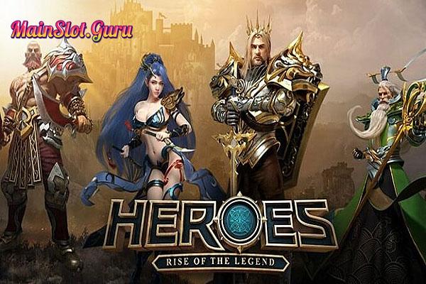 Main Gratis Slot Demo Heroes Spadegaming