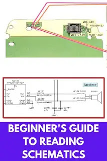 easy draw smartphone schematic diagrams