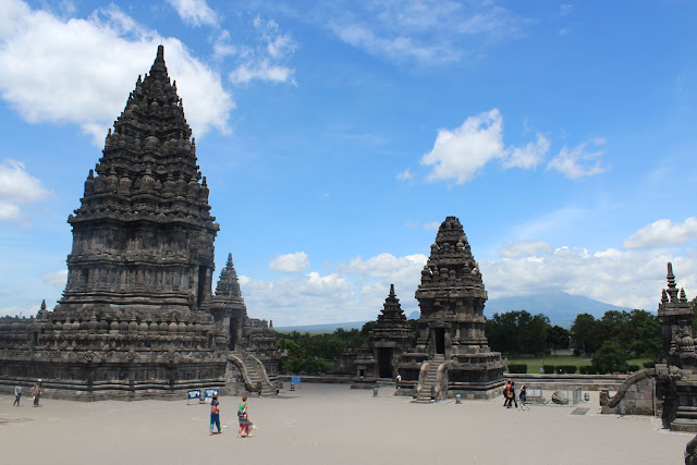 Situs Warisan Budaya Candi Prambanan