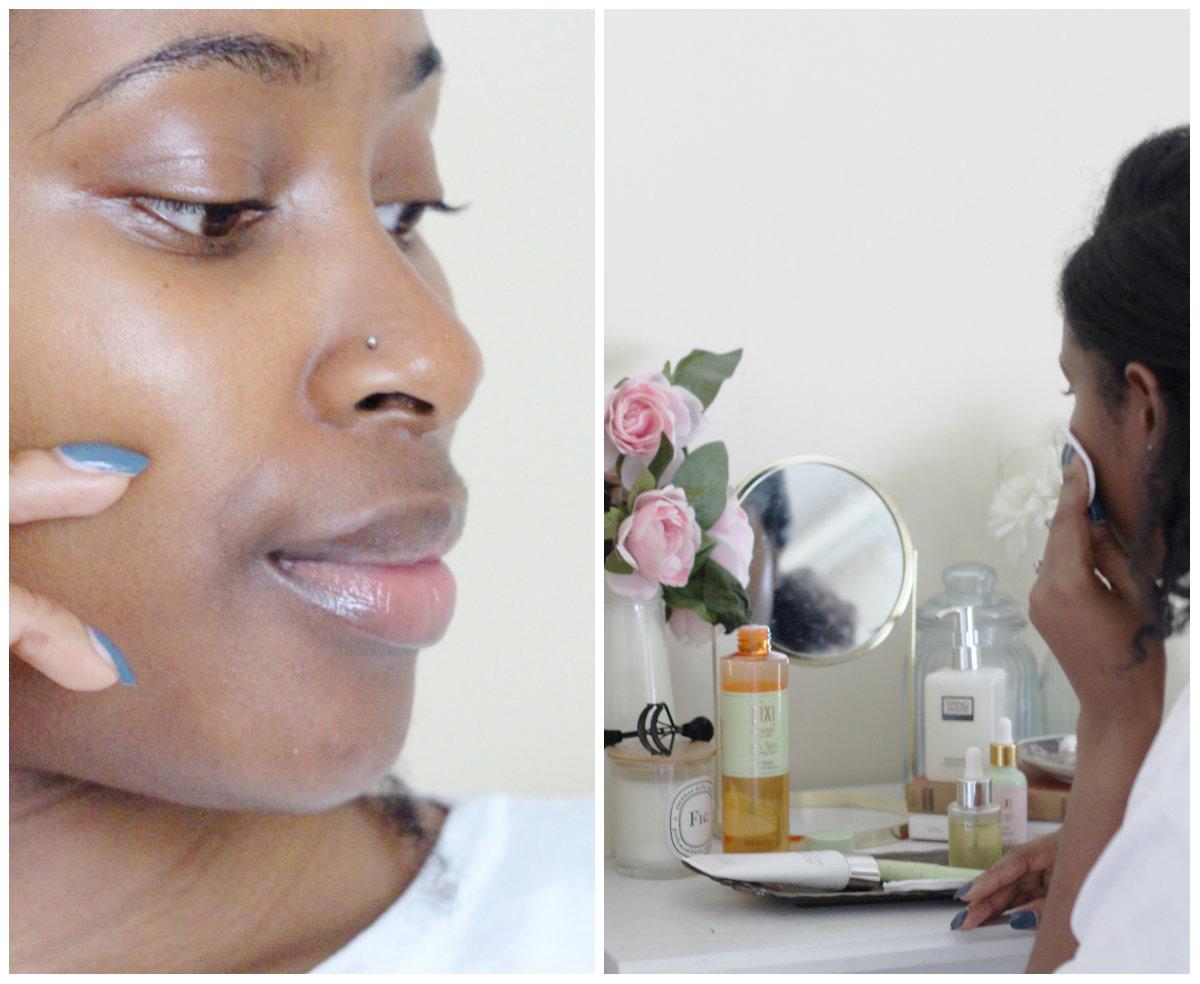 best black women skincare routine