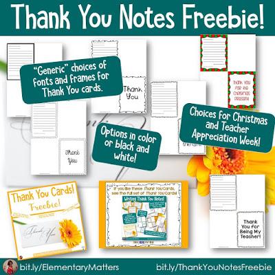https://www.teacherspayteachers.com/Product/Thank-You-Cards-Freebie-5115442?utm_source=smarterqueue&utm_campaign=thank%20you%20notes%20freebie