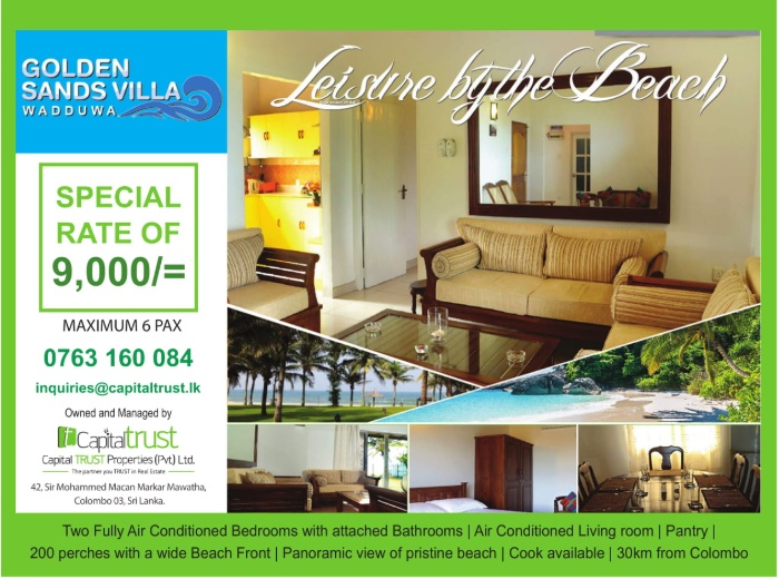 https://www.facebook.com/Golden-Sand-Villa-Wadduwa-301586677014855/