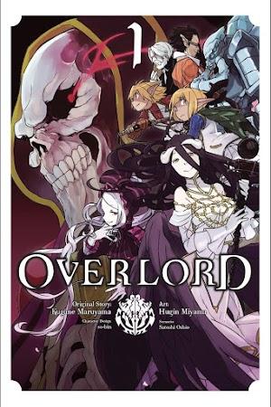 Overlord [46/??] [Novelas] [13/13] [MANGA] [MEGA] [PDF]