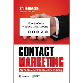 Contact Marketing - Nghệ Thuật Chinh Phục Khách Hàng ebook PDF-EPUB-AWZ3-PRC-MOBI