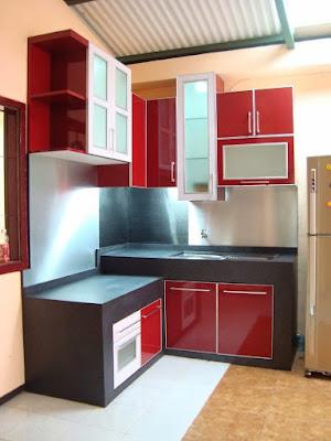Desain Dapur Mungil Terbaru 2016