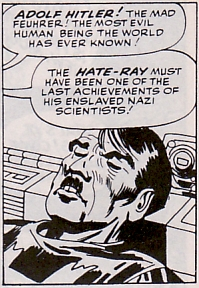 Fantastic Four #21, The Hate-Monger is Adolf Hitler