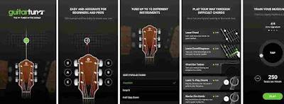 Aplikasi Guitar Tuna