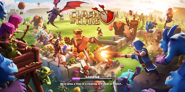 Download Clash of Lights 11.651.60 Mod Apk - Clash of Clans Mod Apk Terbaru