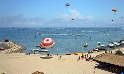 Tempat Wisata  di Pantai Tanjung Benoa yang Menarik