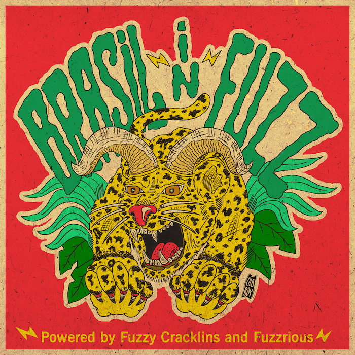Fuzzy Cracklins album reviews stoner desert psych metal doom