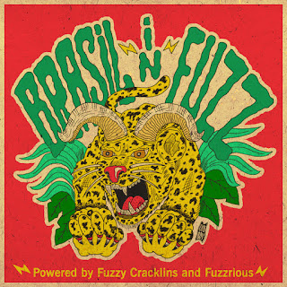 BRASIL IN FUZZ epic heavy music compilation drops in August