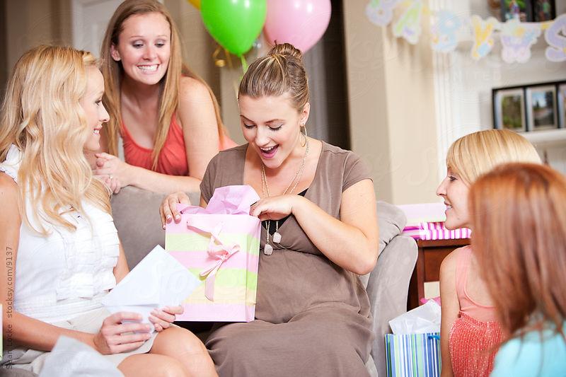 Kado untuk Bayi Yang Baru Lahir