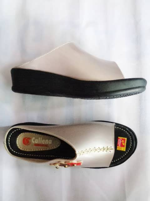 Sandal CEWE Callena MODEL SLOP ATAS