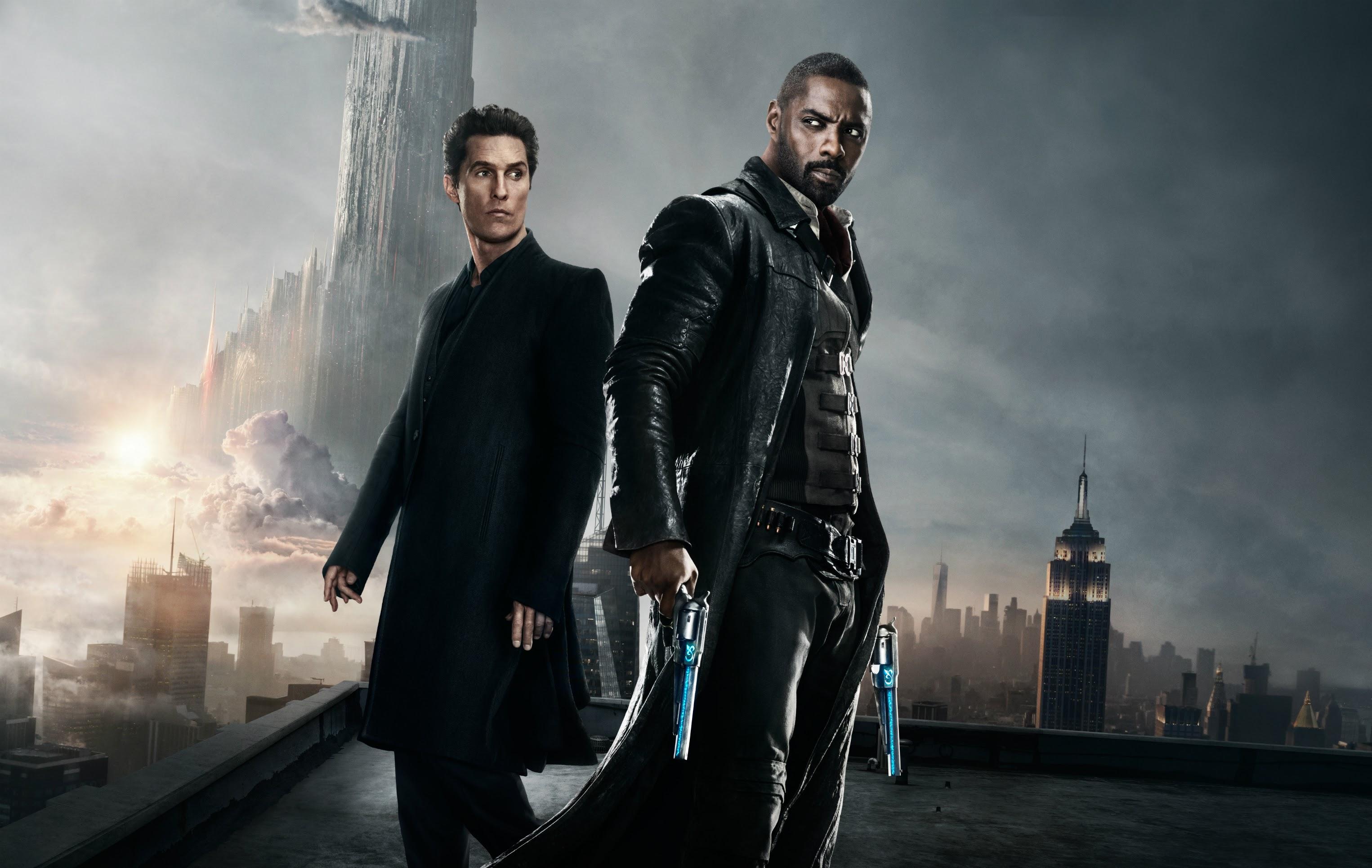 The Dark Tower : スティーヴン・キング原作のダーク・ファンタジーのウェスタン・アクション「ザ・ダーク・タワー」のキング・ネタを盛り込んだ新しいTVスポット ! !