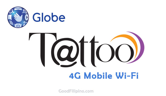 Globe Tattoo Summer Promo 4G Mobile Wi-Fi
