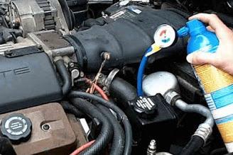 Macam-Macam Kebocoran Pada Sistem AC Mobil, Jenis Freon Dan Cara Pengisiannya Yang Benar