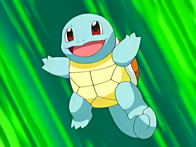 Squirtle Ash