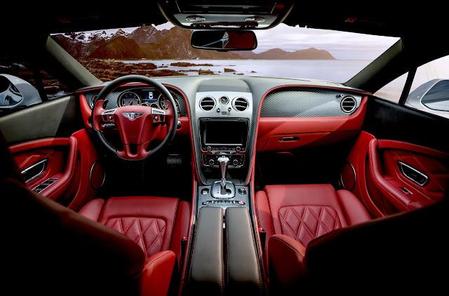 صور من داخل أفخم سيارة في العالم