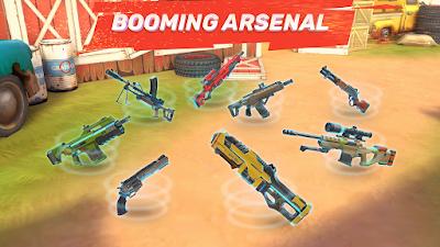 Guns of Boom MOD APK Online PvP Action v9.2.334