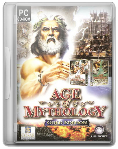 Descargar Age of Mythology: Gold Edition (+Expansion Titans) [PC] [Full] [Español] [1-Link] Gratis [MEGA-MediaFire]