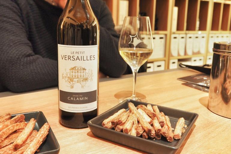 Dégustation de vin suisse près de Lausanne