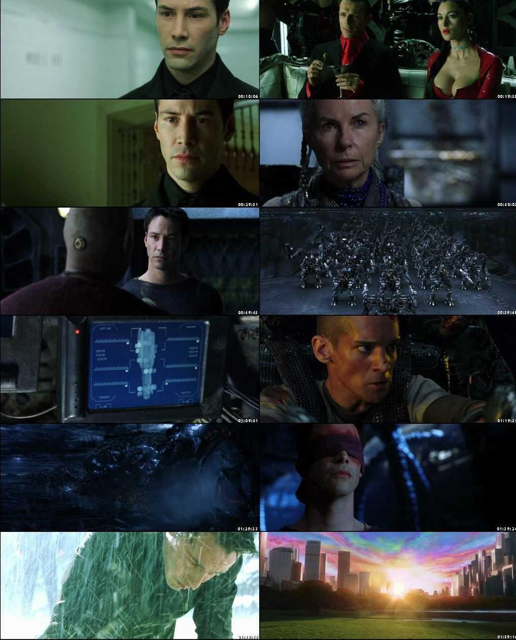 The Matrix Revolutions 2003 Screenshot 1080p