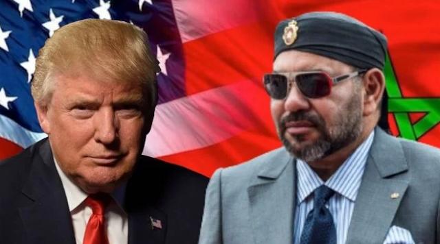 توثيق الاعتراف الأمريكي بالصحراء المغربية