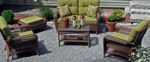 Cool Here us our furnishings and site specifics