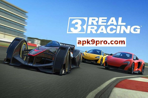 Real Racing 3 8.1.0 APK + Mod (File size 40 MB) for Android