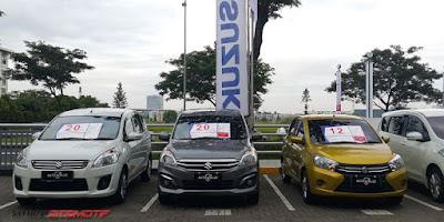 Solusi Cari Mobil Bekas Suzuki