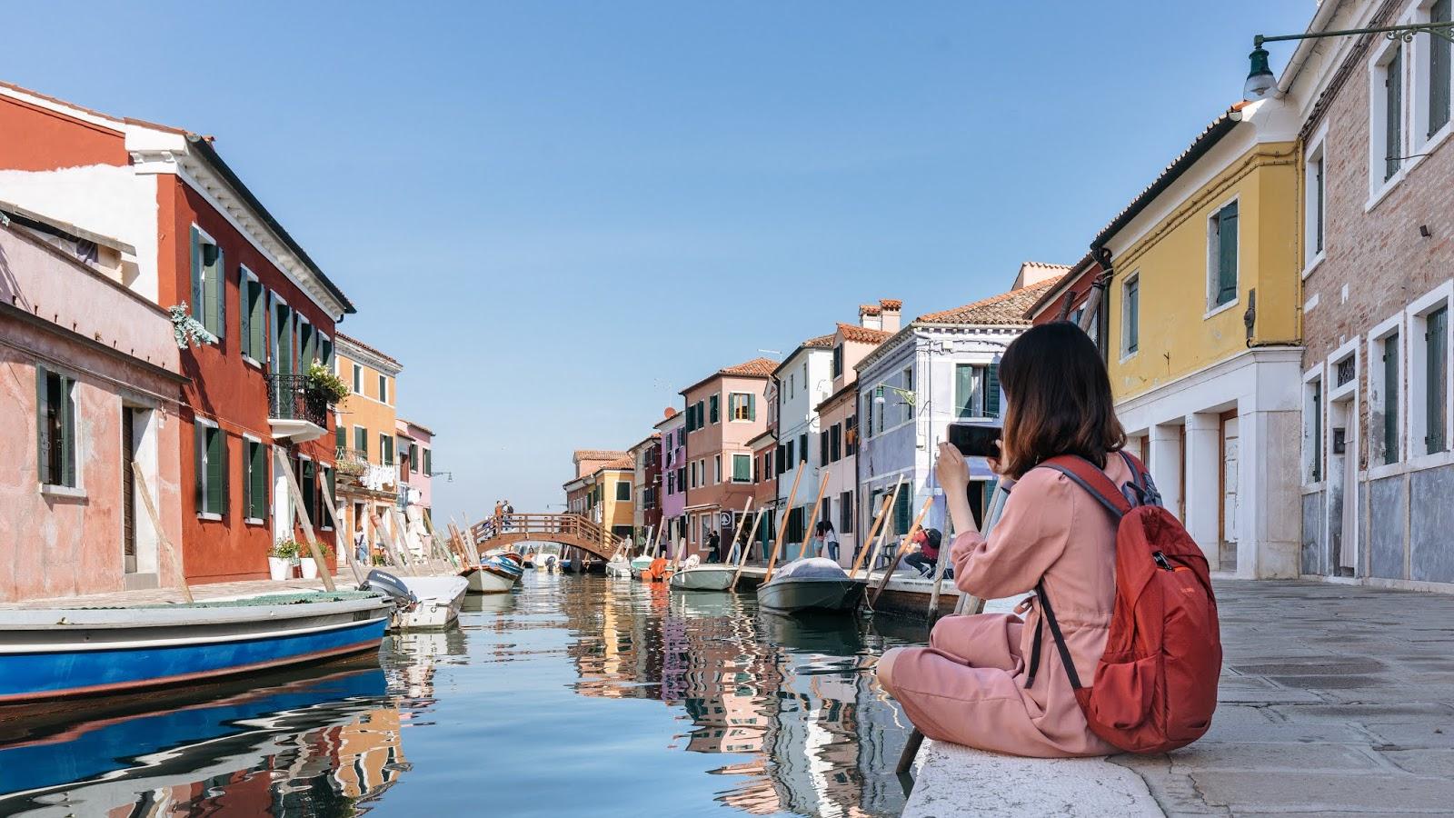 義大利彩色島 Murano
